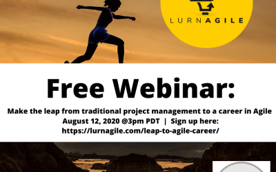 Webinar – Make the Leap to an Agile Career