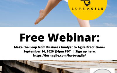 Make the Leap from Business Analyst to Agile Practitioner